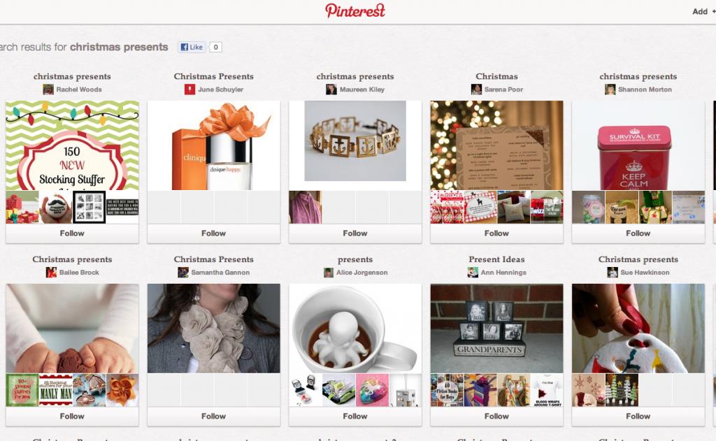 Pinterest Christmas Presents