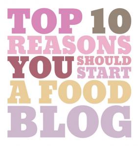 razones para tener un blog - interes