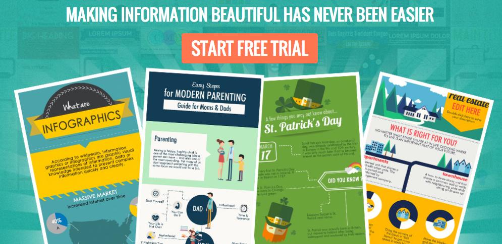 como hacer infografias